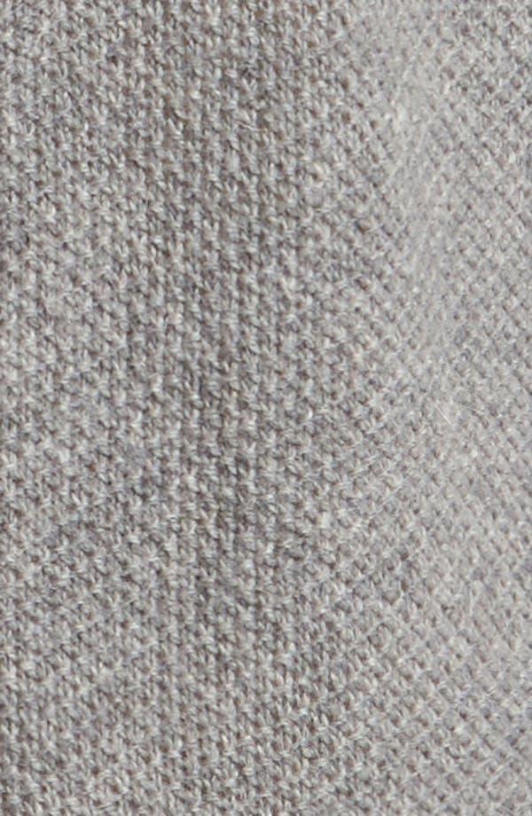 Alternate Image 3  - Topshop 'Moss Stitch' Cardigan