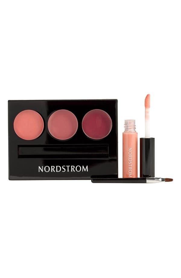 Alternate Image 2  - Nordstrom Mini Lip Palette