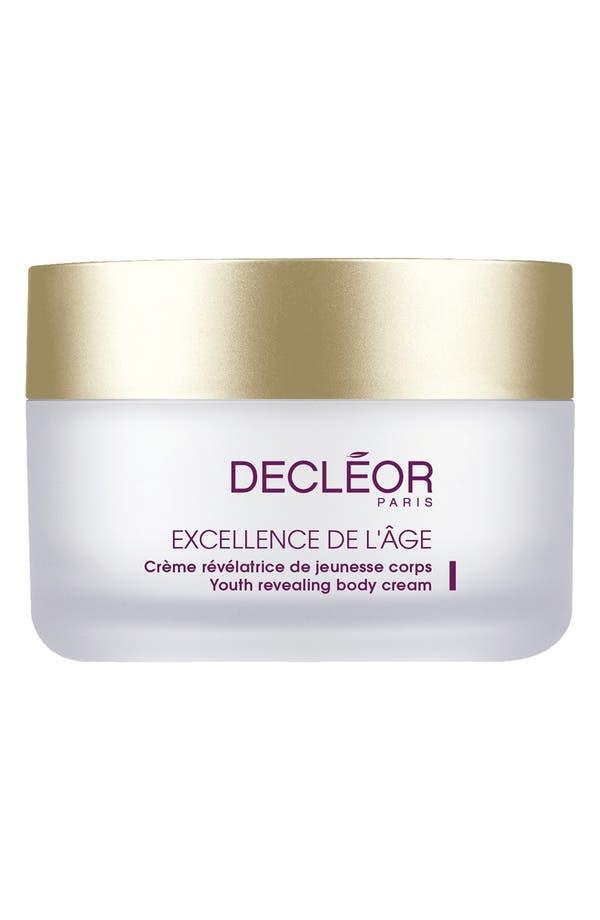 Main Image - Decléor 'Excellence de l'Age' Youth Revealing Body Cream
