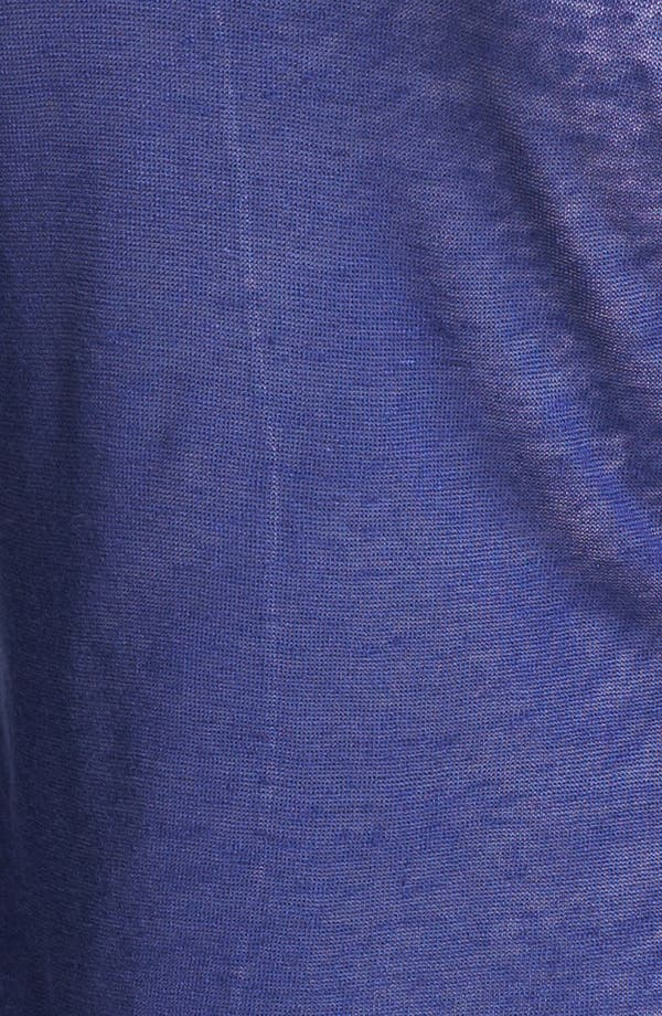 Alternate Image 3  - NIC+ZOE Double Trim Cardigan (Petite)