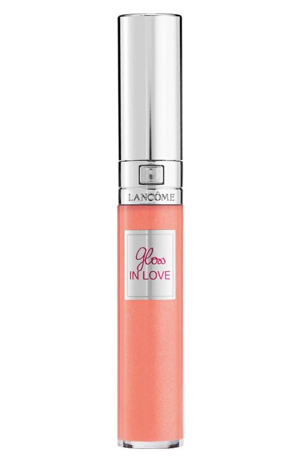 Gloss In Love Moisturizing Lip Gloss,                         Main,                         color,  146 Peach Show