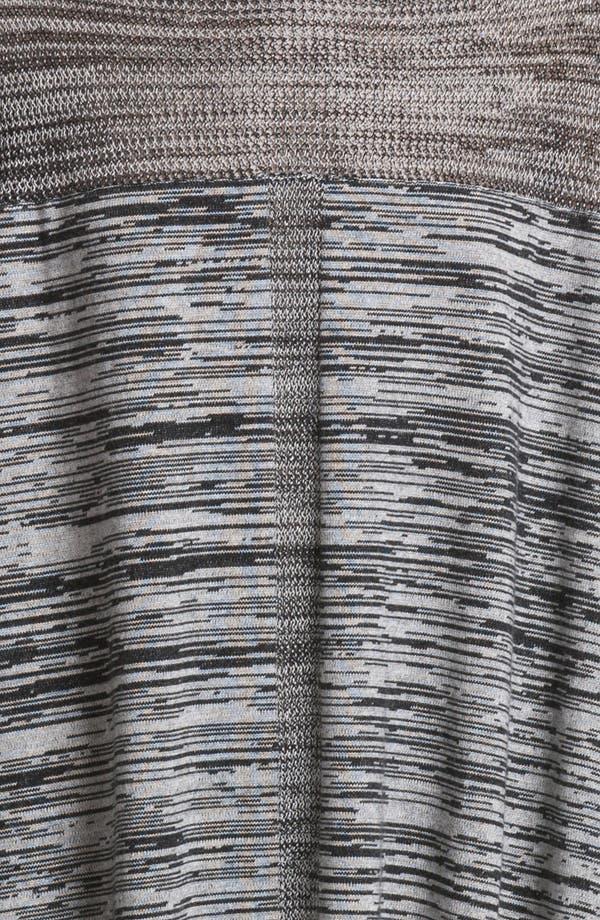 Alternate Image 3  - Faith Connexion Long Mix Knit Sweater
