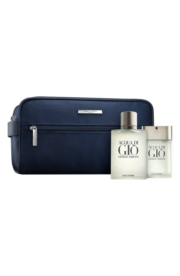 Main Image - Acqua di Giò pour Homme Eau de Toilette Set ($114 Value)