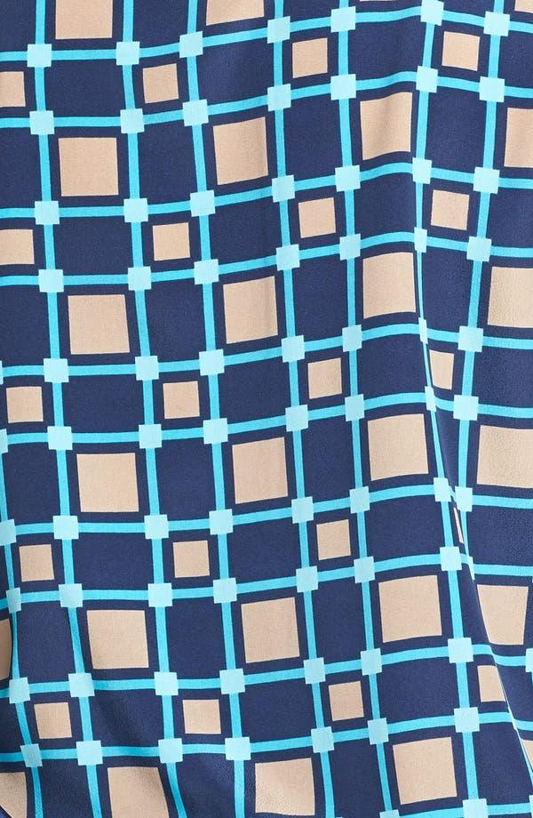 Alternate Image 3  - MICHAEL Michael Kors Geo Print Blouse (Plus Size)