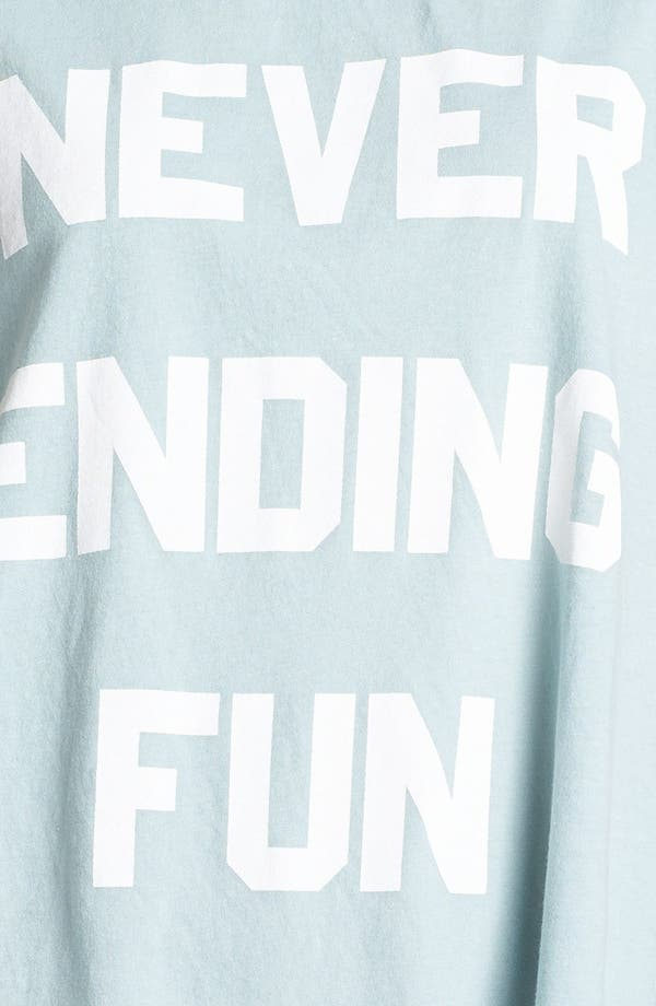 Alternate Image 3  - Wildfox 'Never Ending Fun' Tee