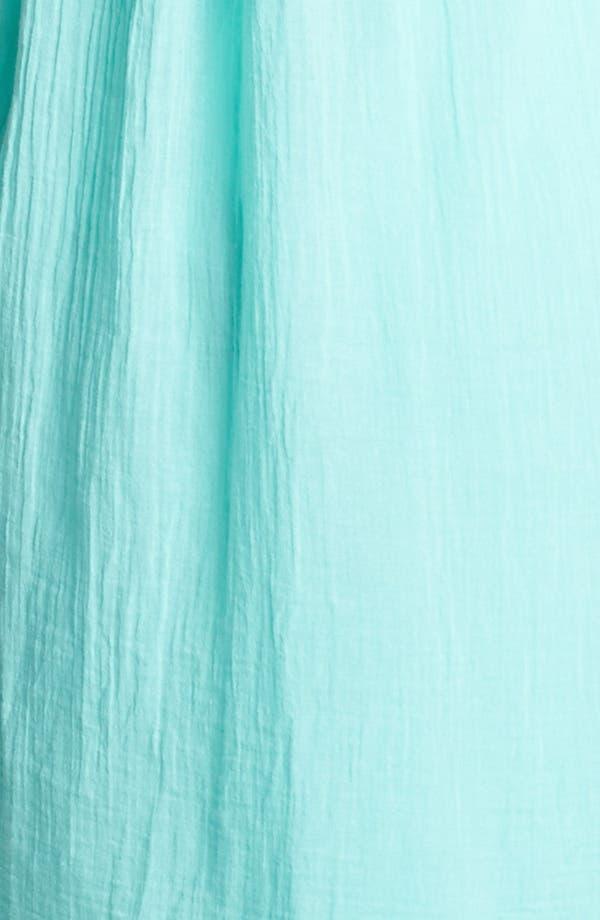 Alternate Image 3  - Velvet by Graham & Spencer Crinkled Tank Dress