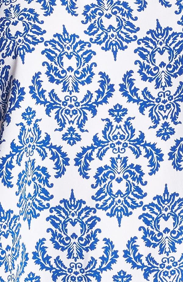 Alternate Image 3  - Soprano Print Crop Camisole (Juniors)