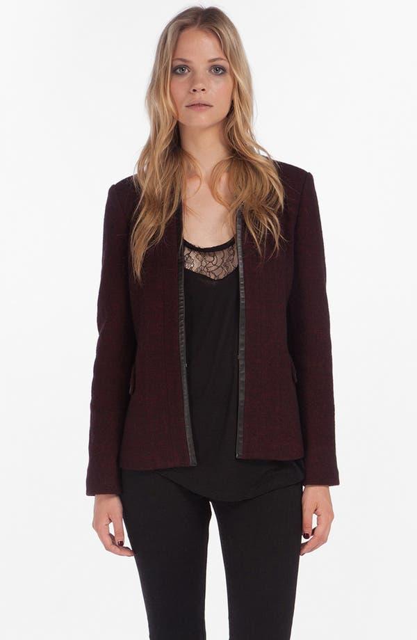 Alternate Image 1 Selected - maje 'Douzaine' Wool Jacket