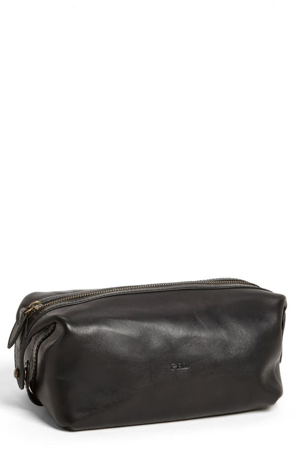 Leather Kit,                         Main,                         color, Black