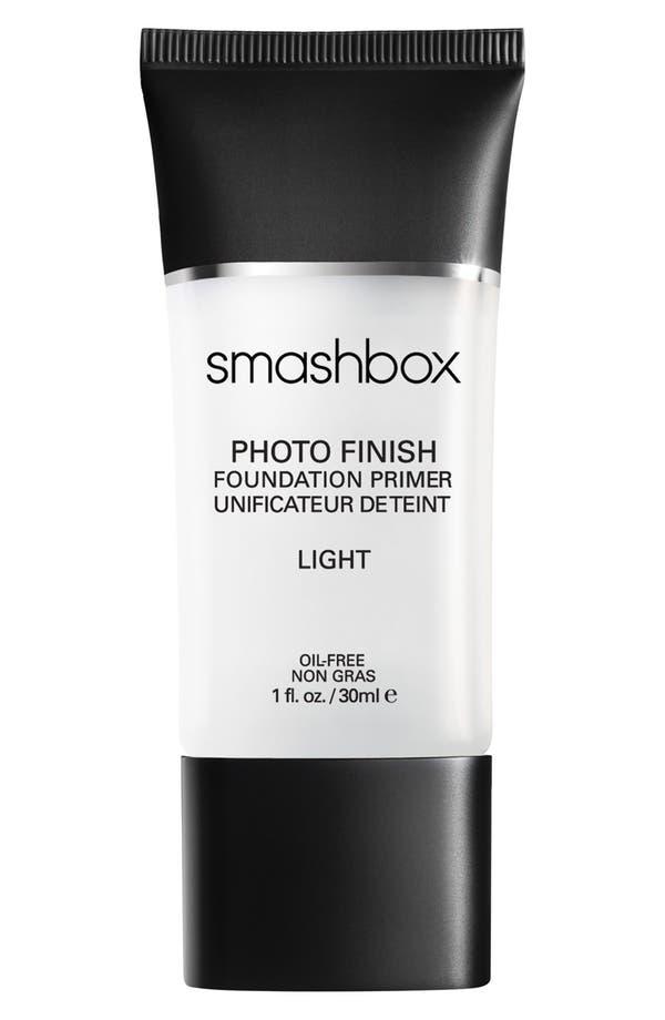 Alternate Image 1 Selected - Smashbox Photo Finish Light Foundation Primer