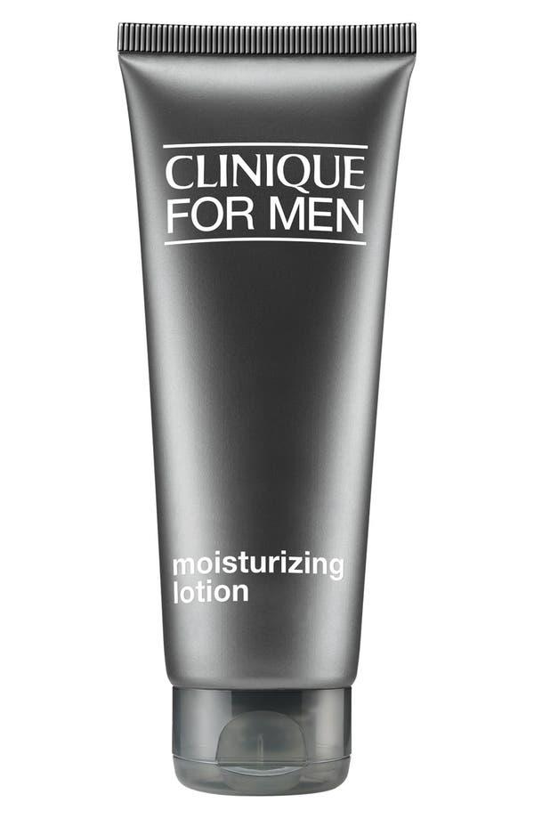 for Men Moisturizing Lotion,                             Main thumbnail 1, color,                             No Color