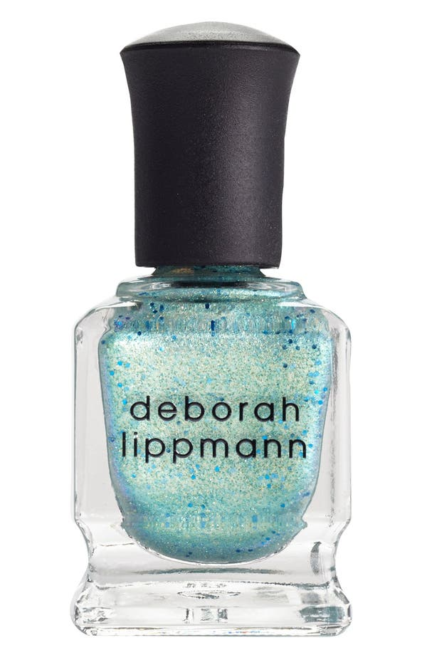 Alternate Image 1 Selected - Deborah Lippmann Glitter Nail Color