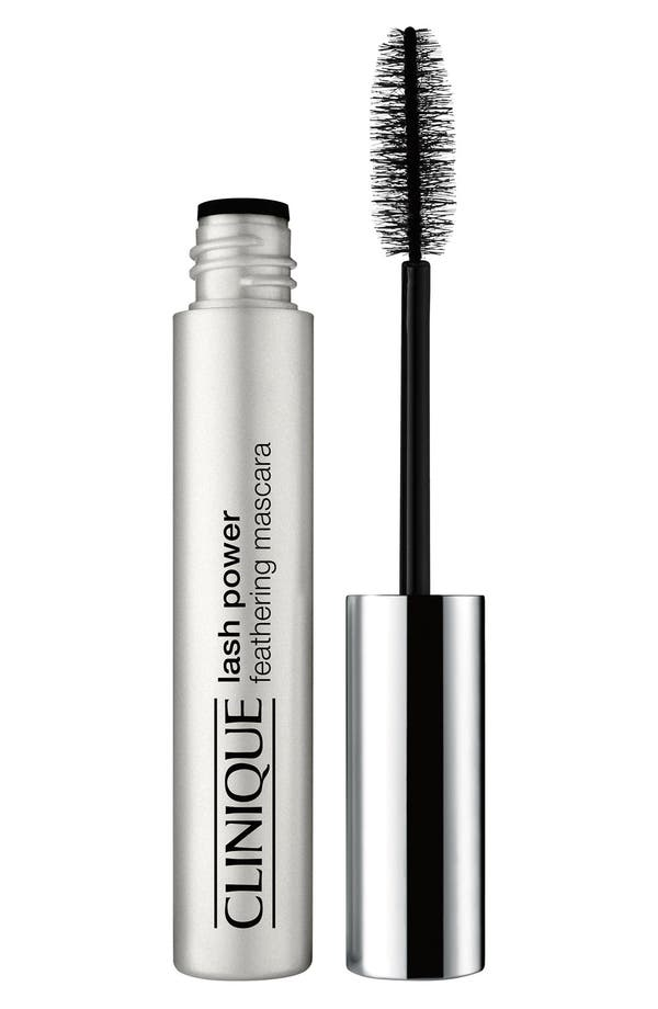Alternate Image 1 Selected - Clinique 'Lash Power' Feathering Mascara