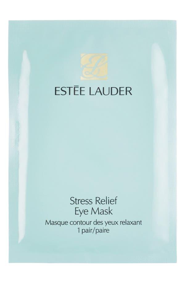 Alternate Image 1 Selected - Estée Lauder Stress Relief Eye Mask