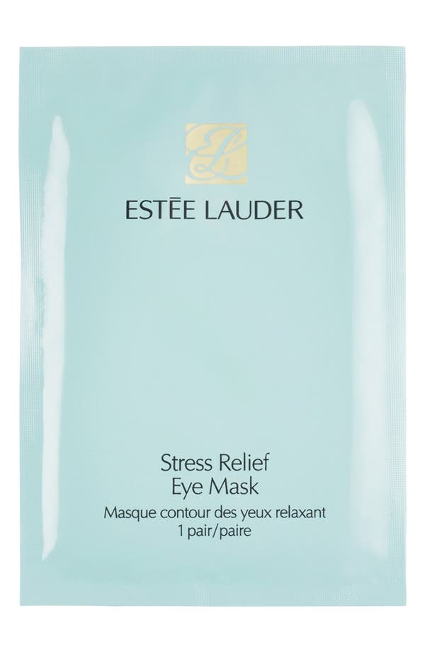 Main Image - Estée Lauder Stress Relief Eye Mask