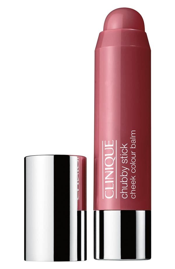 Main Image - Clinique 'Chubby Stick' Moisturizing Cheek Color Balm