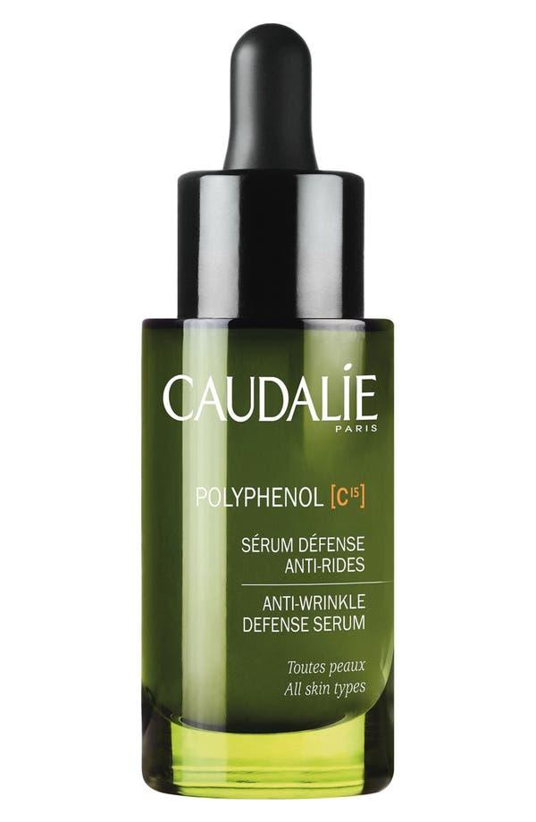 Alternate Image 1 Selected - CAUDALÍE Polyphenol C15 Anti-Wrinkle Defense Serum
