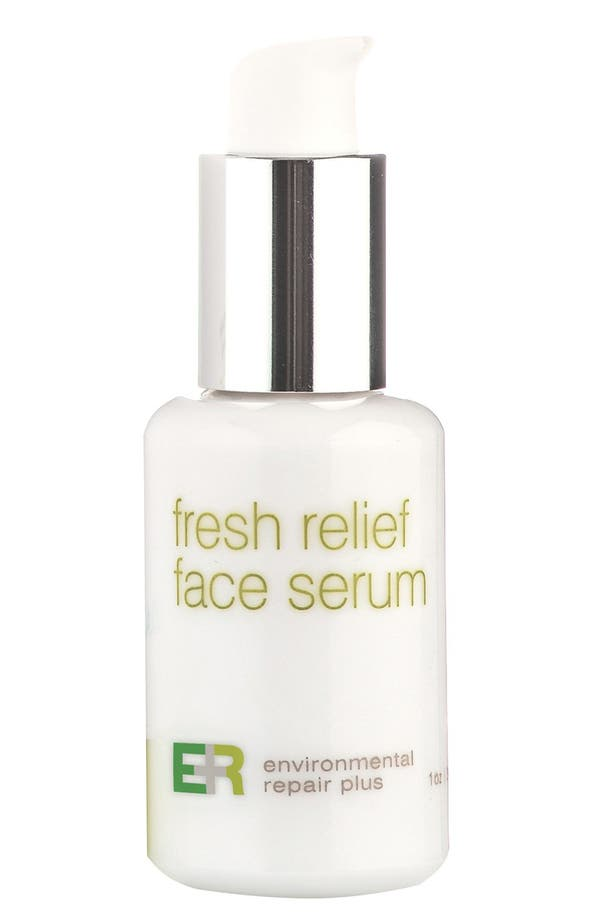 COOLA<sup>®</sup> Suncare Environmental Repair Plus<sup>®</sup> Fresh Relief<sup>™</sup> Face Serum,                             Main thumbnail 1, color,                             No Color