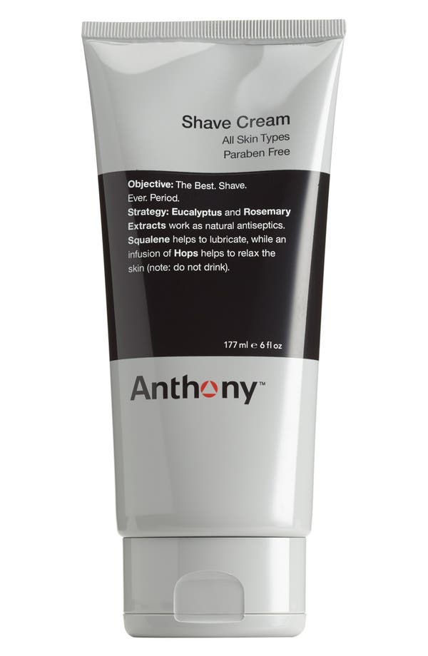 Shave Cream,                         Main,                         color, No Color