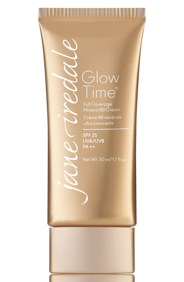 Glow Time Full Coverage Mineral BB Cream Broad Spectrum SPF 25,                         Main,                         color,