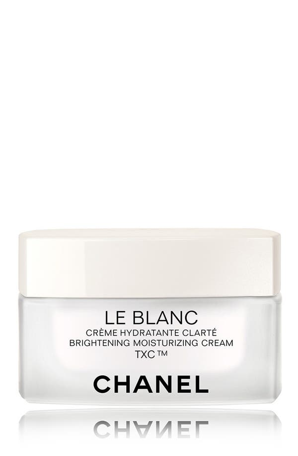 LE BLANC<br />Brightening Moisturizing Cream TXC<sup>™</sup>,                         Main,                         color, No Color