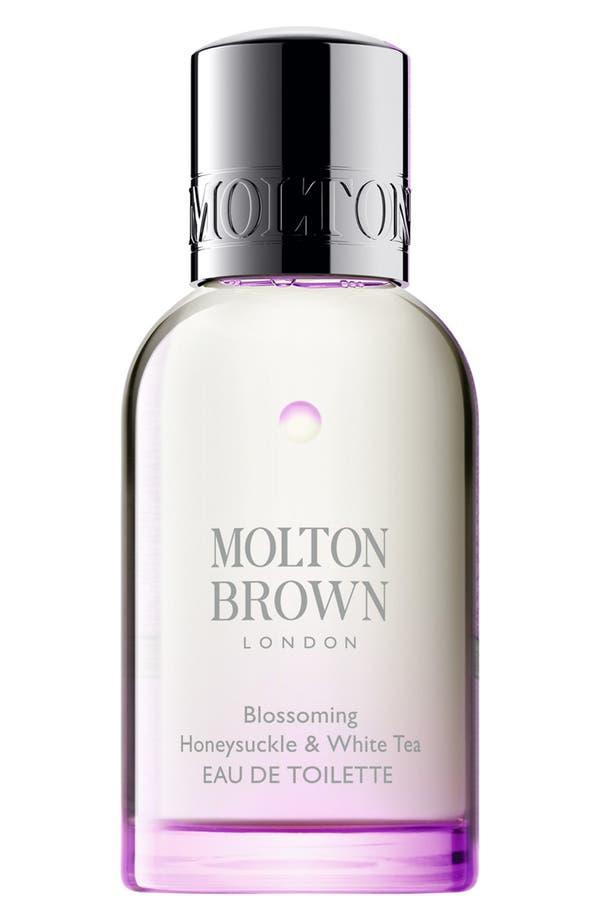 Main Image - MOLTON BROWN London Blossoming Honeysuckle & White Tea Eau de Toilette