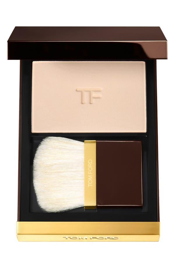 Alternate Image 1 Selected - Tom Ford Translucent Finishing Powder