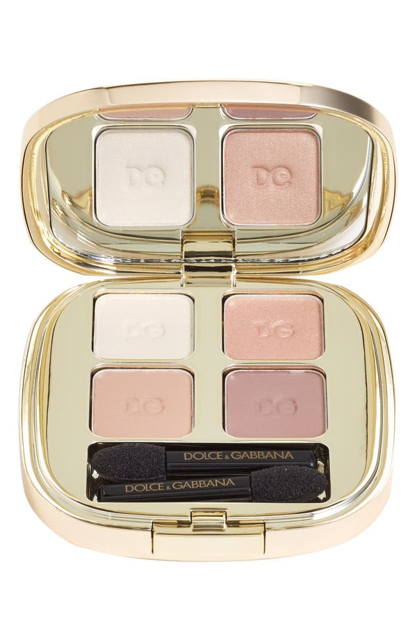 Alternate Image 1 Selected - Dolce&Gabbana Beauty Smooth Eye Color Quad