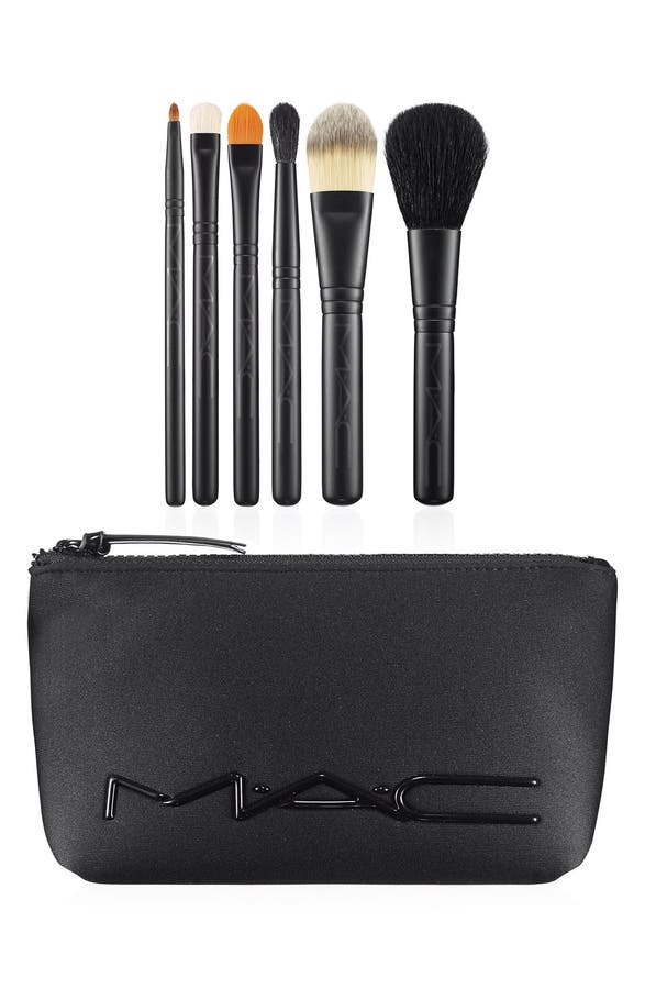 M·A·C 'Look in a Box - Basic' Travel Brush Kit ($170 Value ...