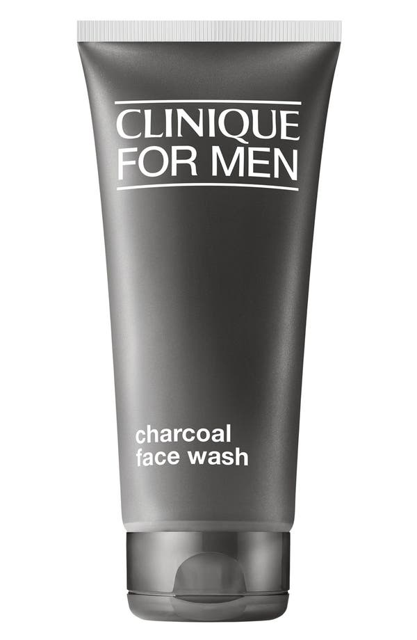 for Men Charcoal Face Wash,                         Main,                         color, No Color