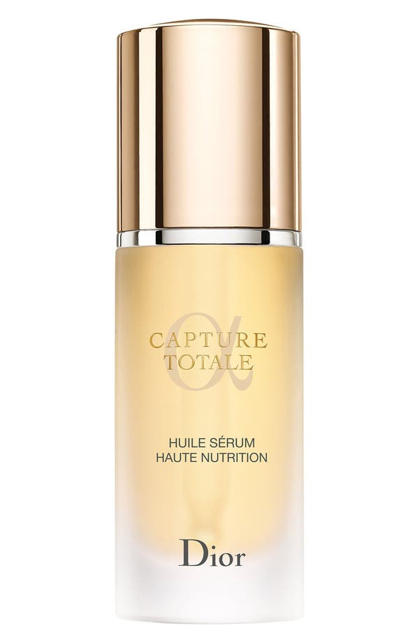 Alternate Image 1 Selected - Dior 'Capture Totale' Nurturing Oil-Serum