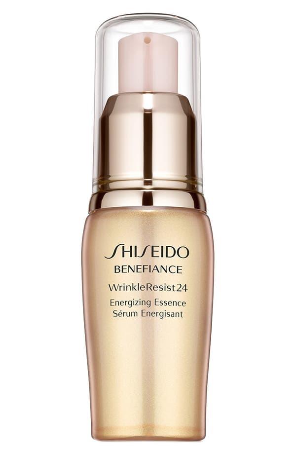 Main Image - Shiseido 'Benefiance' WrinkleResist24 Energizing Essence