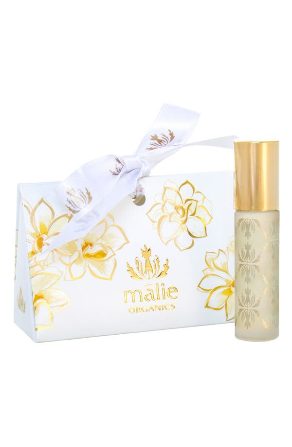 Main Image - Malie Organics Pikake Organic Roll-On Perfume Oil