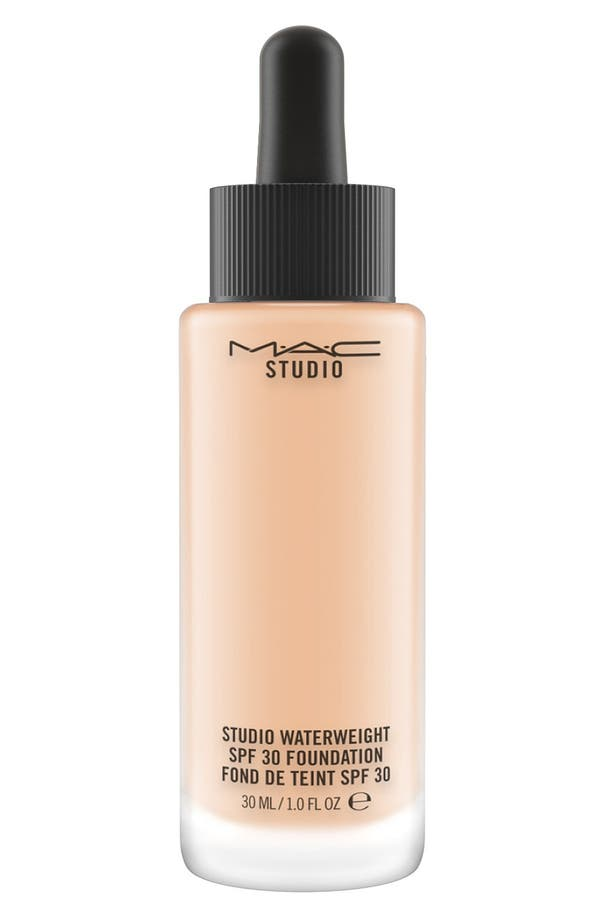 Main Image - MAC M·A·C Studio Waterweight Foundation SPF 30