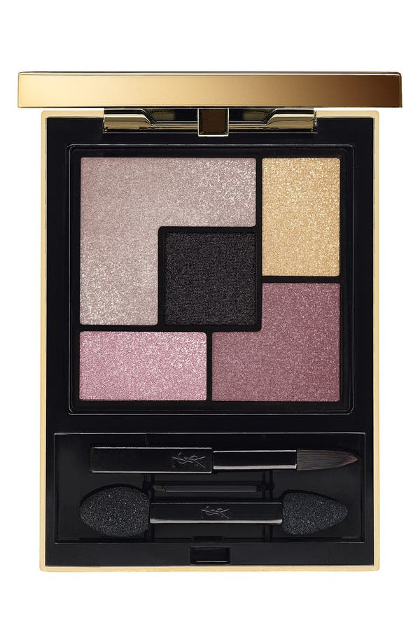 Main Image - Yves Saint Laurent 'Black Addiction' Couture Palette (Limited Edition) (Nordstrom Exclusive)