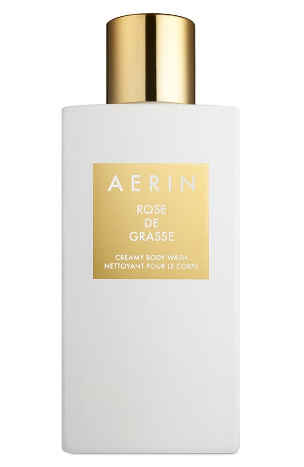 AERIN Beauty Rose de Grasse Body Wash,                             Main thumbnail 1, color,                             No Color