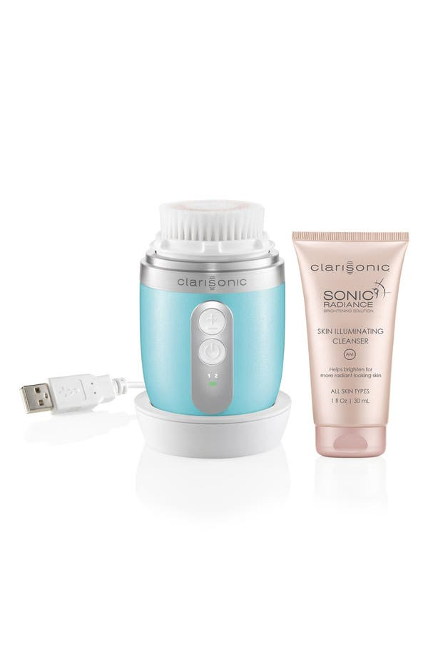 'Mia Fit - Blue' Skin Cleansing System,                             Main thumbnail 1, color,                             No Color