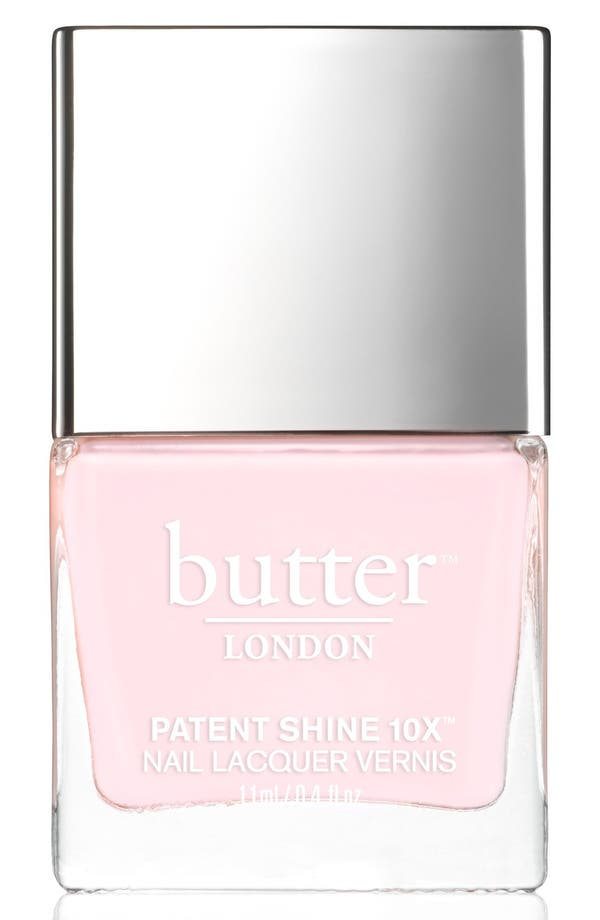 Main Image - butter LONDON 'Patent Shine 10X®' Nail Lacquer