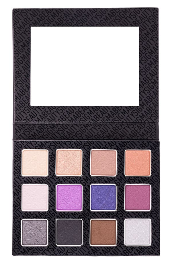 Alternate Image 1 Selected - Sigma Beauty Nightlife Eyeshadow Palette