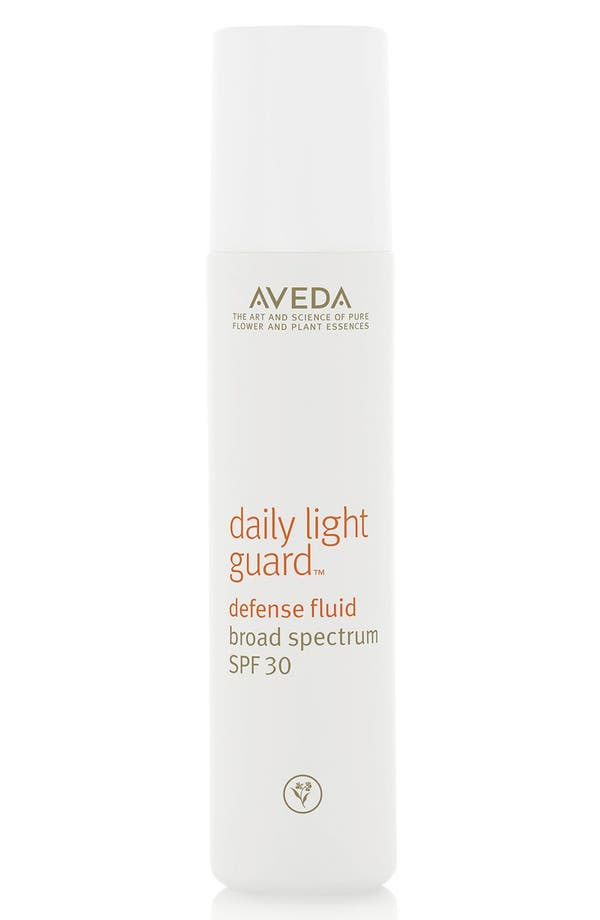 Alternate Image 1 Selected - Aveda daily light guard™ Defense Fluid Broad Spectrum SPF 30