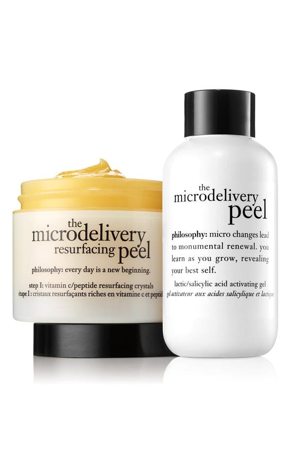 Alternate Image 1 Selected - philosophy the microdelivery peel kit