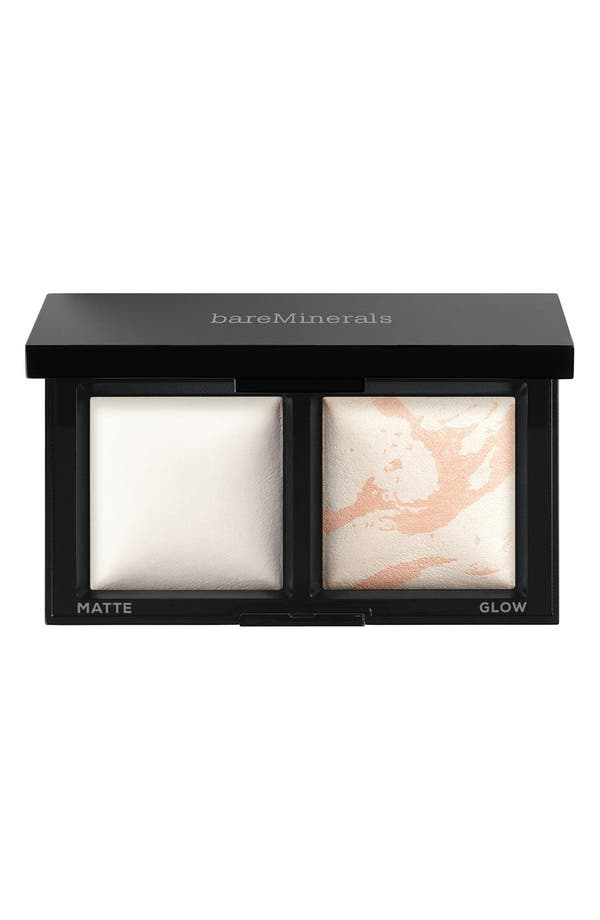 Invisible Light Translucent Powder Duo,                             Main thumbnail 1, color,                             No Color