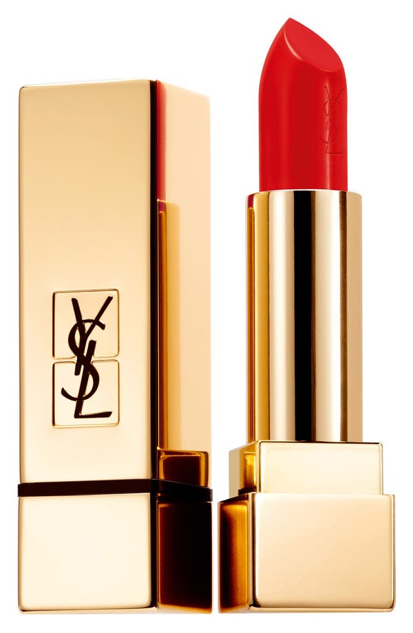Rouge Pur Couture Lip Color,                         Main,                         color, 73 Rhythm Red