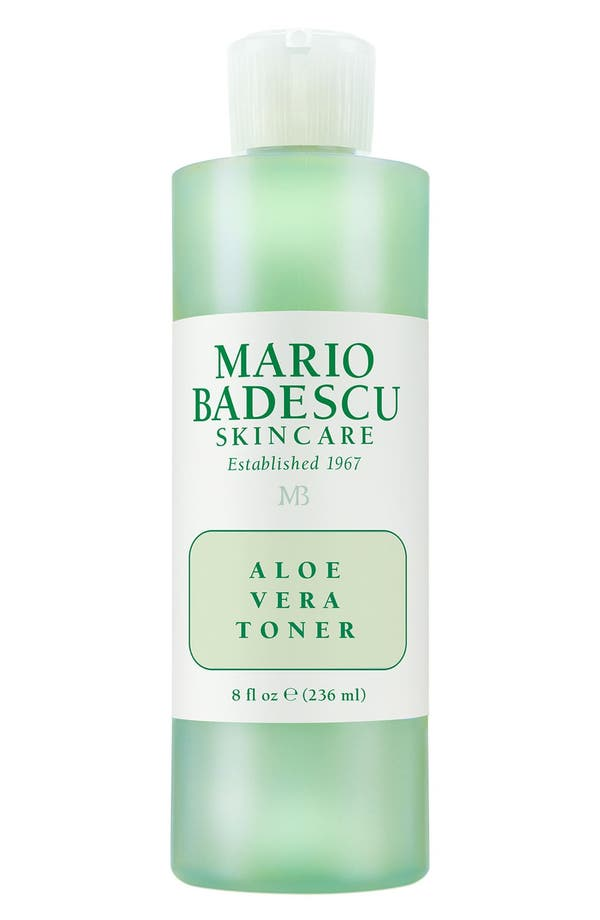 This is the first and last Mario Badescu product I've ever tried. First of all, the packaging of this looks and feels like garbage. It's so cheap and ugly, and the spray nozzle is dollar-store quality.