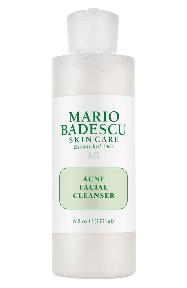 Alternate Image 1 Selected - Mario Badescu Acne Facial Cleanser