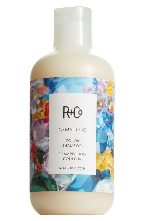 SPACE.NK.apothecary R+Co Gemstone Color Shampoo,                             Main thumbnail 1, color,                             No Color