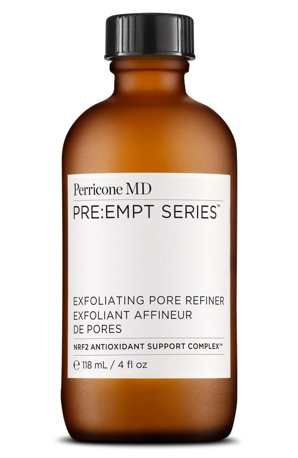PRE EMPT SERIES<sup>™</sup> Exfoliating Pore Refiner,                             Main thumbnail 1, color,                             No Color