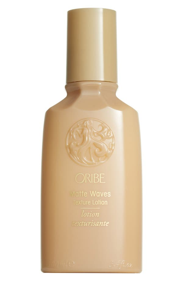 SPACE.NK.apothecary Oribe Matte Waves Texture Lotion,                         Main,                         color, No Color