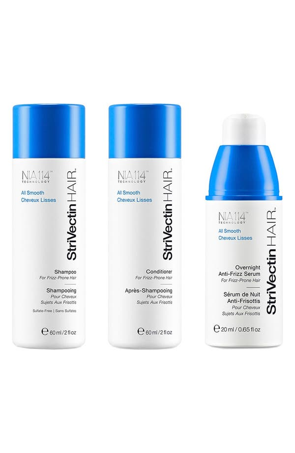 StriVectinHAIR<sup>™</sup> All Smooth Starter Kit,                             Main thumbnail 1, color,                             No Color