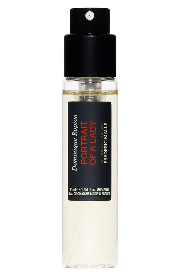 Main Image - Editions de Parfums Frédéric Malle Portrait of a Lady Fragrance Travel Spray